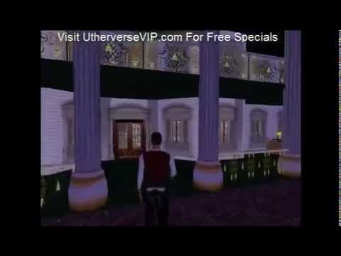 Virtual World - Build your Mansion at Utherverse 3d