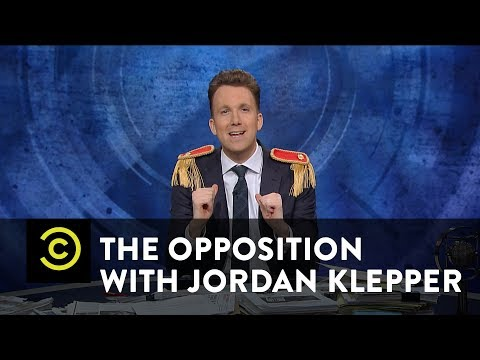 War on Men - The Beginning of the End - The Opposition w/ Jordan Klepper