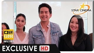 EXCLUSIVE | Kris, may warning agad kay Joshua sa kanilang first meeting?!
