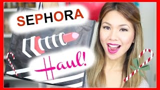 Massive Sephora Haul! Skincare, Makeup & Perfume!