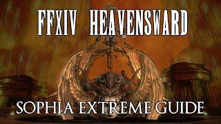 ffxiv sophia the goddess extreme guide