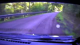 WRC Allemagne : Caméra embarquée avec Tänak dans Panzerplatte