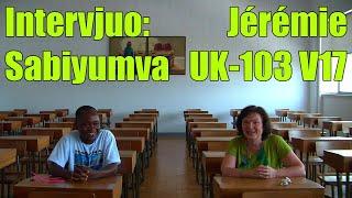 Intervjuo: Jérémie Sabiyumva _UK-103_V17