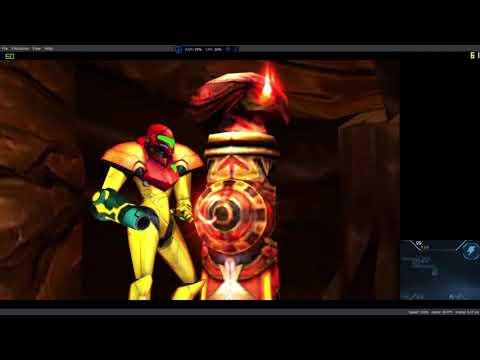 3Ds Emulator] Citra - Metroid Samus Returns 7X Native 60 Fps