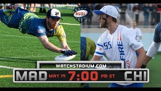 Game of the Week Trailer: Madison Radicals at Chicago Wildfire
