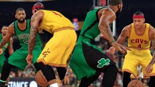 KYRIE IRVING TRADED TO THE BOSTON CELTICS FOR ISAIAH THOMAS, WTF!!!