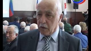 Совет ветеранов Дербента отмечает свое 30-летие