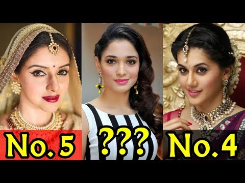 Top 10 Most Beautiful South Indian Actress of 2018
