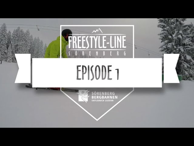Freestyle Line Sörenberg, Episode 1, Season 14/15
