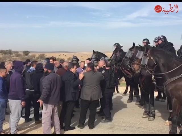 فيديو يختصر احداث مأساة ام الحيران غير المعترف بها، واستشهاد المربي يعقوب ابو القيعان