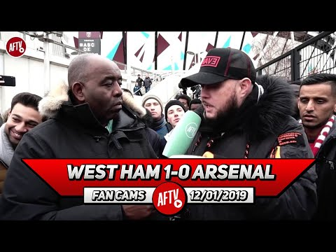 West Ham 1-0 Arsenal | Kroenke Spends More Money On A Wig Than The Club! It's Time To Boycott!(DT) Mp3