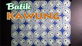 Motif Batik Bagus Dan Mudah Digambar видео онлайн Iesoru