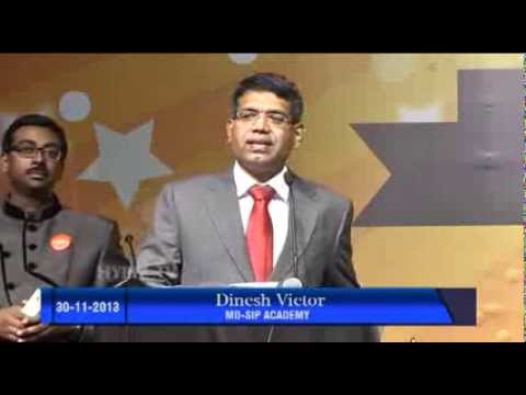 Dinesh Victor- MD, SIP Academy India