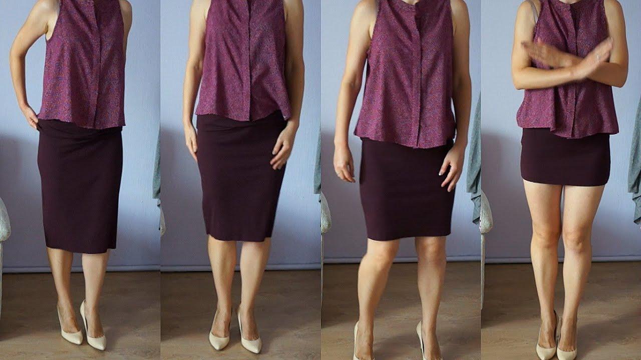 Длина платья как выбрать