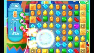 Candy Crush Soda Saga LEVEL  855