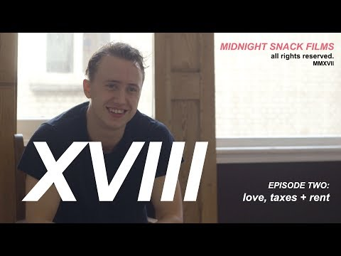 'XVIII'  episode two: love, taxes  rent w theo barklembiggs