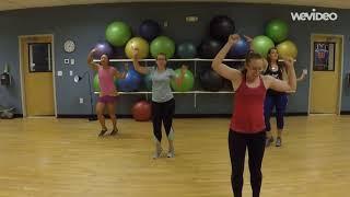 Boom Boom Boom -- Vengaboys Warm Up (Dance Fitness/Zumba)