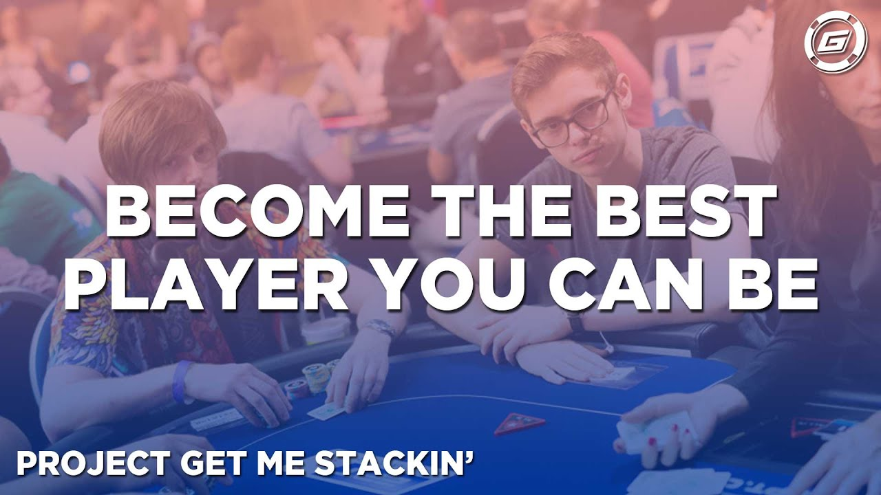 How to become the best online poker player
