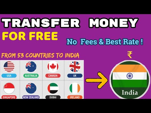Instant Free Money Transfer From Abroad To India | No Transfer Fees | Best EX Rate | Tamil Vlog