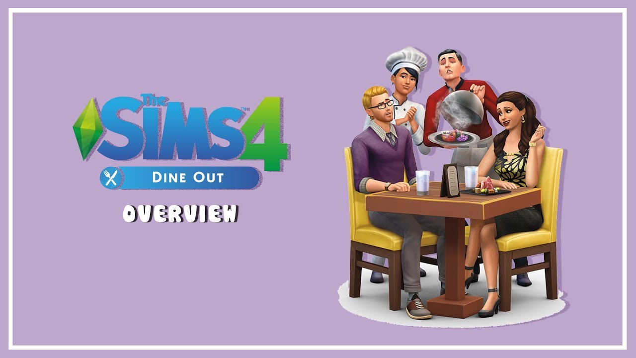 (Thai) The Sims 4 - Dine Out Game Pack Overview