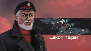Elite Dangerous Ship Preview: Taipan Fighter