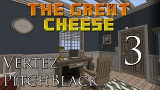 [#3] Minecraft - Vertez & PitchBlack - The Great Cheese - Adventure