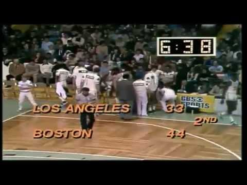 1979-80 Lakers vs. Celtics