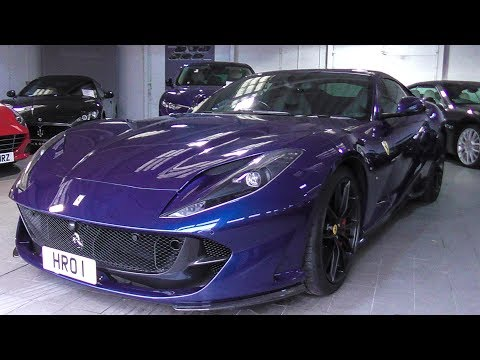 THE FIRST UK 812 SUPERFAST!!
