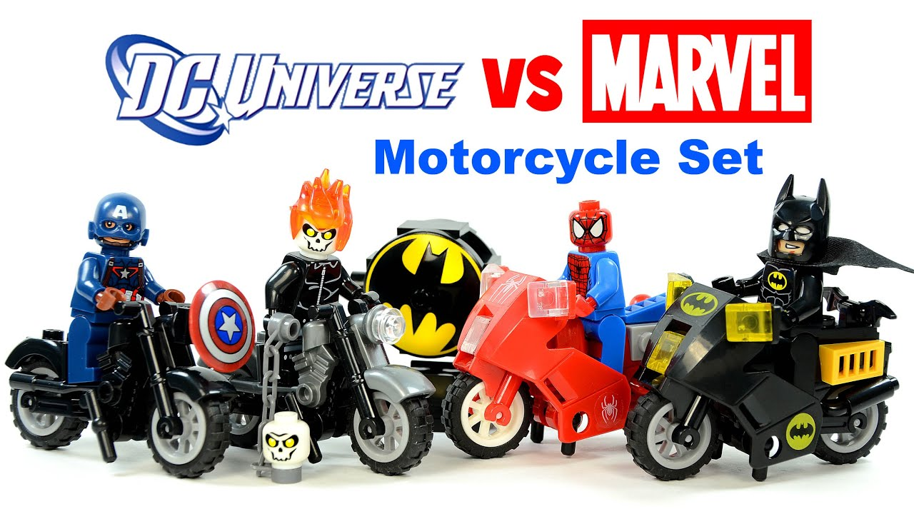 how to make moto bug lego dimensions