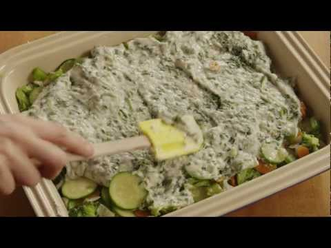 How to Make Cheesy Vegetable Lasagna