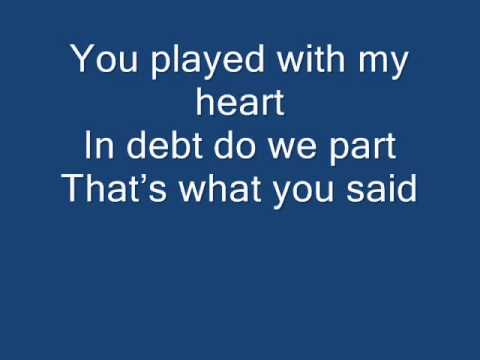 Love Spent - Madonna (lyrics)