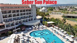 Seher Sun Palace Resort & Spa Hotel / Обзор отеля Türkei / Турция 2019