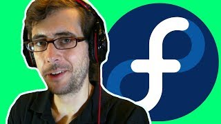 fedora 25 with the XFCE Desktop - Linux review video