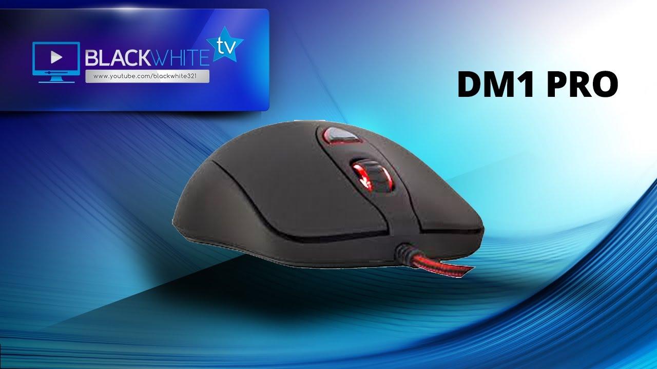 Dream Machines DM1 Pro - myszka z rewelacyjnym sensorem