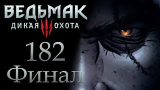 Ведьмак 3 прохождение игры на русском - Что-то кончается, что-то начинается [#182] ФИНАЛ