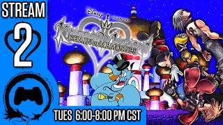 Kingdom Hearts: Chain of Memories - 2 - Arabian Nights! Stream Four Star