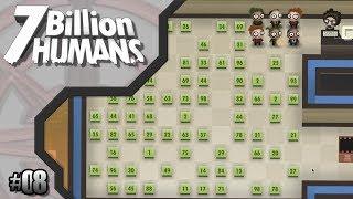 7 Billion Humans #08 // Arbeiten mit Gedächnis?
