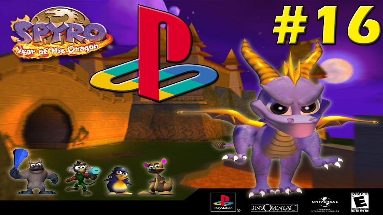 Spyro 3 Year Of The Dragon Parte 16 En Español