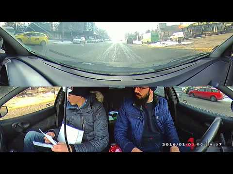 Камера за кола ОТ CAM с Wi Fi 360 градусово заснемане, паркинг и нощен запис AC56 23
