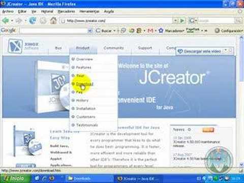 Jcreator Pro 4 5 free download