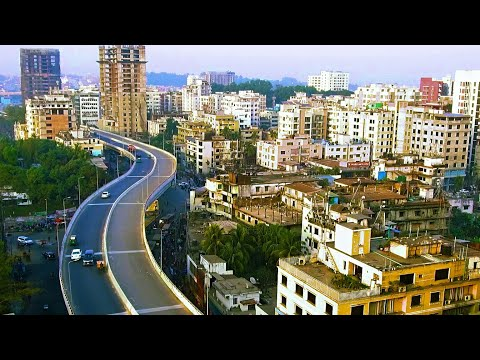Chittagong City Magnificent View   World Class City  