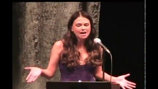 Sutton Foster - Defying Gravity [An Evening with Sutton Foster, Chicago 2010]
