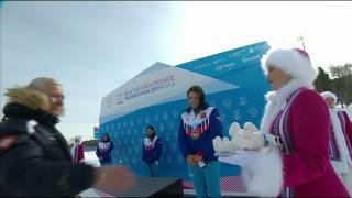 Стиль Зимней Девушки | Универсиада-2019. Лыжные Гонки