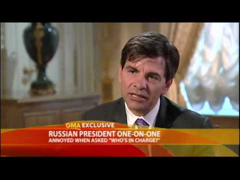 Russian President on Nukes, Obama and Iran