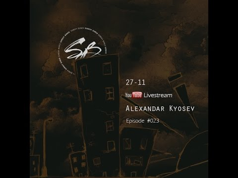THE SUNDAY BUNCH: Alexandar Kyosev - Episode #023 (Live at Culture Beat)