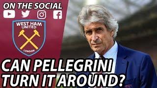 """Can Pellegrini Turn It Around? On The Social"