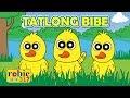 Tatlong Bibe Animated 2020   Filipino Nursery Rhymes   robie317