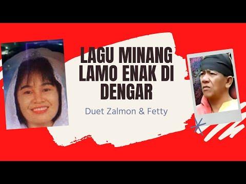 Kumpulan Lagu Minang Lamo Klasik Duet Zalmon & Fetty