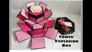 Tower Explosion Box Tutorial (Requested Video)
