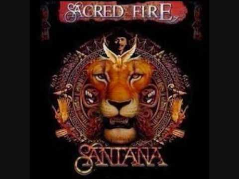 CARLOS SANTANA ~~ SACRED FIRE 2 ! 1993